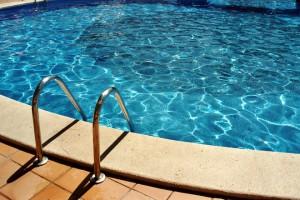swimming pool solar panels
