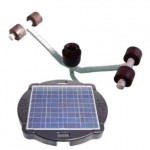 Savior Solar Powered Pool Skimmer